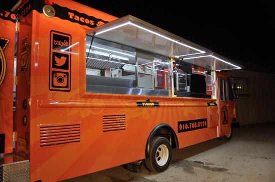 Chandos Food Truck