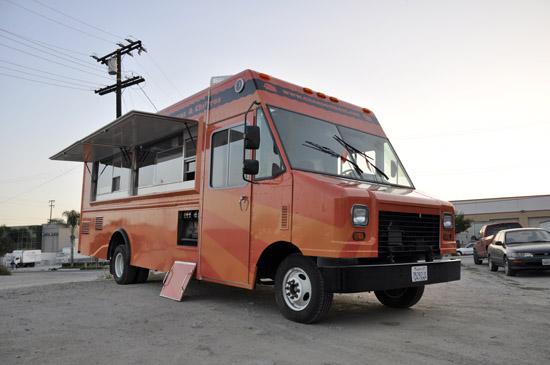 Legion Food Trucks Chandos Tacos