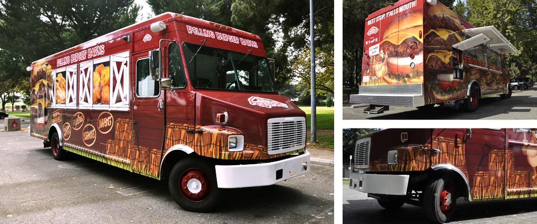 Legion Food Trucks