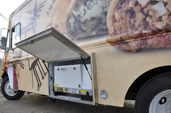 Paja Empanadas Food Truck