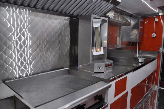 Chandos tacos Food truck