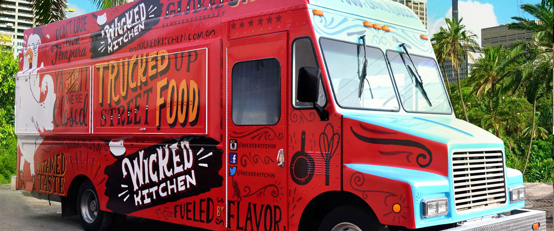 legion food trucks wicked kitchen - Wicked Kitchen