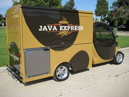 Java express warner bros